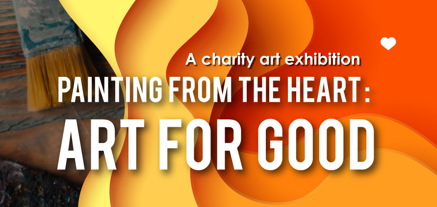 A Charity Art Exhibition